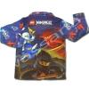 เสื้อ สีน้ำเงิน ลาย Ninja Go 8T