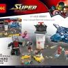 เลโก้จีน Decool7123 ชุด Super hero Airport Battle