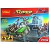เลโก้จีน Decool 7104 super heroes
