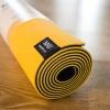 เสื่อโยคะ 4 mm รุ่น Pro สีเหลือง