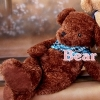 ตุ๊กตาหมีขี้อาย ขนาด 1.0 เมตร