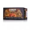 กาแฟ Cordy Coffee Plus กาแฟหลินจือแดงสกัดผสมถั่งเช่าสีทอง (20 ซอง)