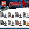 เลโก้จีน ML158 ชุด Heroes Assemble