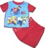 ชุดเด็ก สีฟ้า-แดง ลาย Mario 3T