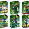 เลโก้จีน Decool 0092-0097 ชุด Ninja Go