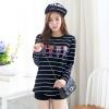 พรีออเดอร์ เสื้อแฟชั่นเกาหลี คอกลม ไซส์ใหญ่ สำหรับสาวอวบสุดชีค - Preorder Women Korean Hitz New Large Size Shirt