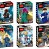 เลโก้จีน Decool 0223-0228 ชุด Super Heroes Avenger2