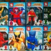 เลโก้จีน SY259 super heroes