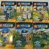 เลโก้จีน LELE 32003 ชุด NEXO Knights เกราะเหล็ก