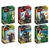 เลโก้จีน Decool0232-0237 ชุด Green Arrow