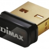 Edimax 2.4 GHz USB 2.0 Wireless Adapter, Up to 150 Mbit/s (802.11b, 802.11g, 802.11n)