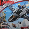 เลโก้จีน SY 327 ชุด ยาน Quinjet The Avengers