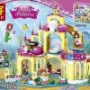 เลโก้จีน LELE 79278 ชุด Little Mermaid Ariel's Undersea Castle