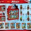 เลโก้จีน Decool 10035-10040 ชุด Ninja Go Sky Pirate