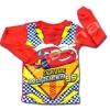 เสื้อ สีแดง-เหลือง ลาย McQueen กับสายฟ้า 2T