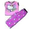 ชุดนอน สีชมพู ลาย Hello Kitty 12T