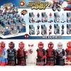 เลโก้จีน DLP9033 ชุด Spider man
