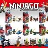 เลโก้จีน DLP9019 ชุด Ninja Go