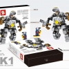 เลโก้จีน SY MK1 ชุด Hulk buster MK1