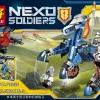 เลโก้จีน LELE79236 ชุด NEXO Knights Lance's Mecha Horse