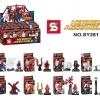 เลโก้จีน SY 281 ชุด super heroes Spider man 2