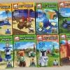 เลโก้จีน JX1034 ชุด Minecraft