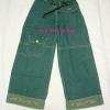 กางเกงยีนส์ขายาวเด็กโต แบบเท่ มาพร้อมเข็มขัดยีนส์สีเดียวกัน