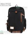 Y-MASTER Back pack(กระเป๋าเป้ สะพายหลัง) BA037 สีดำ พร้อมส่ง