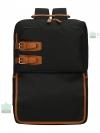 Back pack(กระเป๋าเป้ สะพายหลัง) BA028 สี ดำ พร้อมส่ง