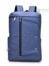 Back pack(กระเป๋าเป้ สะพายหลัง) BA044 สีฟ้า พร้อมส่ง