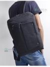 Back pack(กระเป๋าเป้ สะพายหลัง) BA044 สีดำ พร้อมส่ง