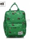 ลดเหลือ 690 บ.เฉพาะสั่งทางไลน์ 8848 Back pack(กระเป๋าเป้ สะพายหลัง) BA043 สี เขียวโปโล พร้อมส่ง