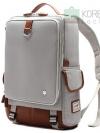 ลดราคา เหลือ 1,390.- 50 ท่านแรก KLING Premium Back pack(กระเป๋าเป้ สะพายหลัง) BA048 สีเทา พร้อมส่ง