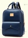 BEI BAO BAO Back pack ของแท้ (กระเป๋าเป้ สะพายหลัง) BA040 สีน้ำเงิน พร้อมส่ง