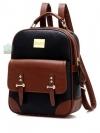 BEI BAO BAO Back pack ของแท้ (กระเป๋าเป้ สะพายหลัง) BA026 สีดำ พร้อมส่ง