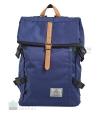 Back pack(กระเป๋าเป้ สะพายหลัง) BA056 สีน้ำเงิน พร้อมส่ง