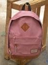 MR.ACE HOMME Back pack(กระเป๋าเป้ สะพายหลัง) BA021 สีชมพูอ่อน พร้อมส่ง