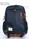 Y-MASTER Back pack(กระเป๋าเป้ สะพายหลัง) BA037 สีน้ำเงิน พร้อมส่ง
