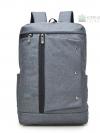Back pack(กระเป๋าเป้ สะพายหลัง) BA044 สีเทา พร้อมส่ง
