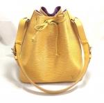 [SOLDOUT]กระเป๋า Louisvuitton Petit Noe Epi สี Yellow(Datecode A20914)