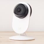 Xiaomi Yi Smart Camera Night Edition กล้องวงจรปิด (Home IP Camera) International Version สีขาว