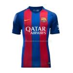 เสื้อบอลบาร์เซโลน่า เหย้า Barcelona Home 2016/2017