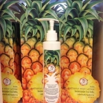 Pineapple wine lotion