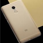 เคส Xiaomi Redmi Note 4X DFIFAN TPU แบบนิ่ม สีใส