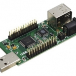 Serial IO expander for Raspberry Pi