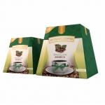 Nutrinal Coffee Brazillian Arabica กาแฟ บาซิลเลี่ยน อราบิก้า ผสมคอลลาเจน ผิวสวย ควบคุมน้ำหนัก [10ซอง]