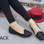 รองเท้าคัชชู ทรง flat ส้นเตี้ย Style Bao Bao Issey Miyake บอกคำเดียว สวยเว่อร์!!! เก๋มาก งานเดินคิ้วอย่างดี หนังเงาเลื่อม เล่นแสงขับสีผิว เดิน สบาย งานดี ไม่บาดเท้า ขายดีสุดๆ