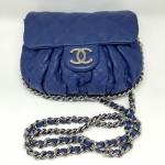 Chanel Mini Chain Around มีกล่อง การ์ด ถุงผ้าครบ สีสวยสภาพงาม