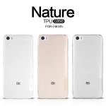 เคส Xiaomi Mi5 Nilkin TPU Case (เคสนิ่ม)