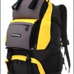 กระเป๋าเป้ Expandable shoulder backpack 40L